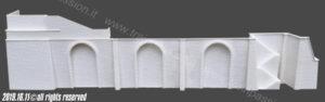 Muri di contenimento stampanti