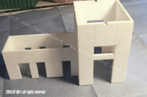 Assemblaggio muri