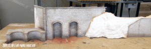 Verniciatura dei muri