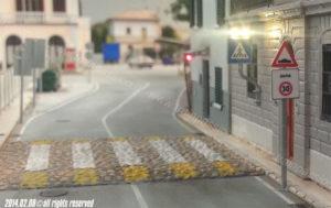 Scorcio dalla strada