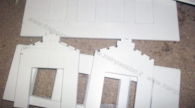 Taglio pareti