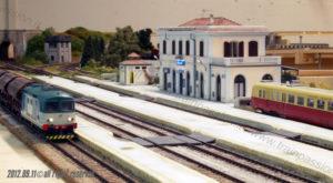 Vista della stazione