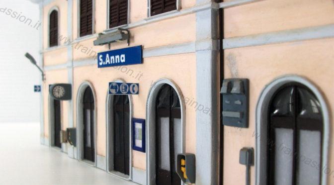 Stazione lato binari