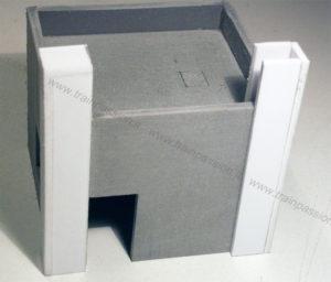 Montaggio colonne