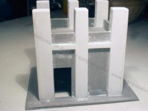 Stuccatura della struttura