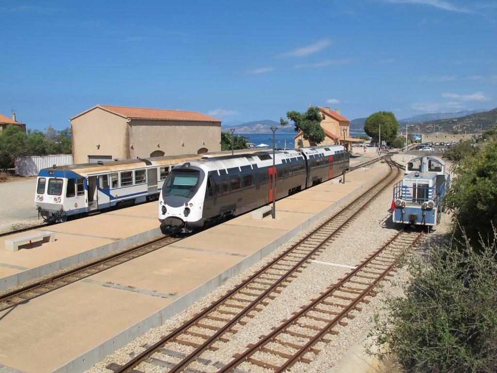 stazione de l'Ile Rousse