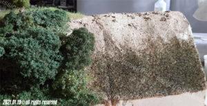 Fondo vegetazione 3° blocco