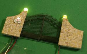 Cancello della Country-house