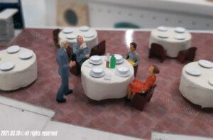 Arredamento ristorante